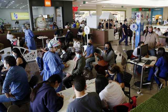 Colombia suma 18.586 contagios y 427 muertes por covid-19