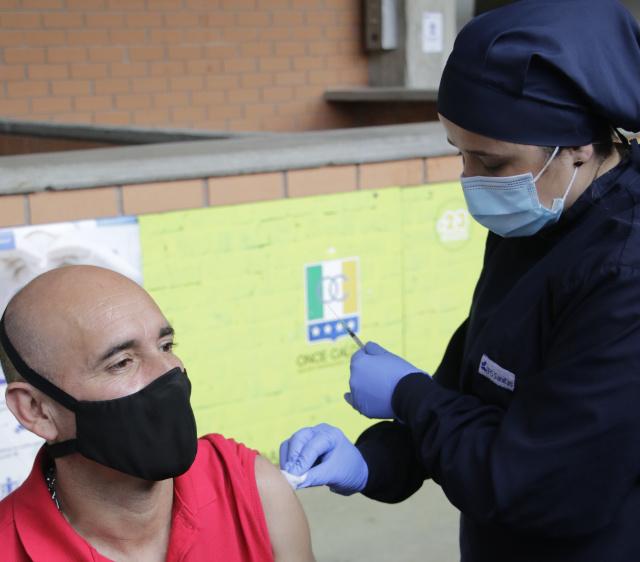 50 equipos vacunadores es la nueva meta en Manizales