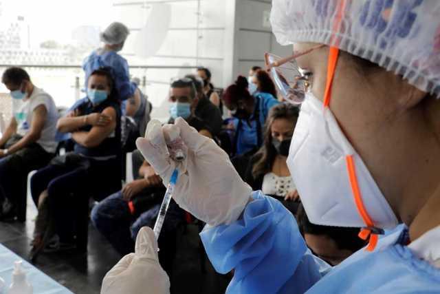 Colombia reporta 535 nuevas muertes por covid-19 y casi 22.000 contagios