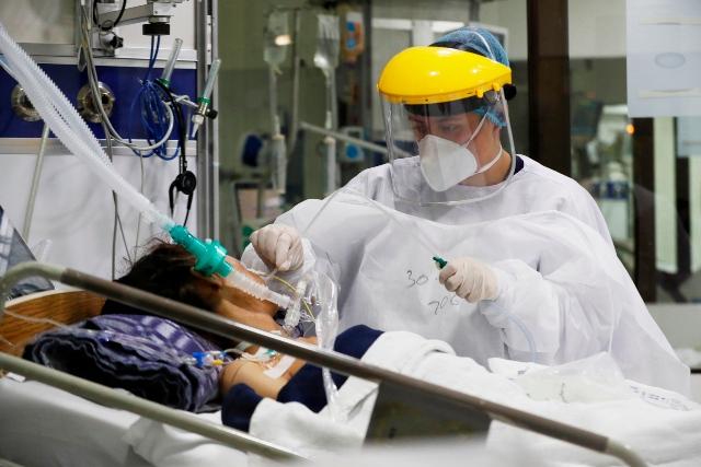 Mas carreras con pacientes covid-19: el Hospital San Felix de La Dorada tiene una ocupacion del 130%