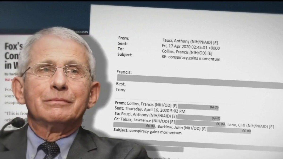 La Casa Blanca defiende a Fauci ante controvertidos correos sobre el COVID-19
