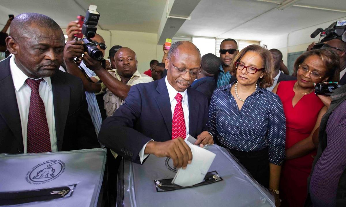 Jean Bertrand Aristide, expresidente de Haiti, es diagnosticado con COVID-19