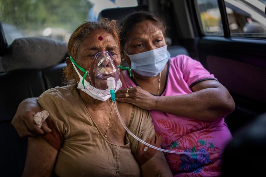 Los hospitales carecen del suministro de oxigeno medico adecuado.
