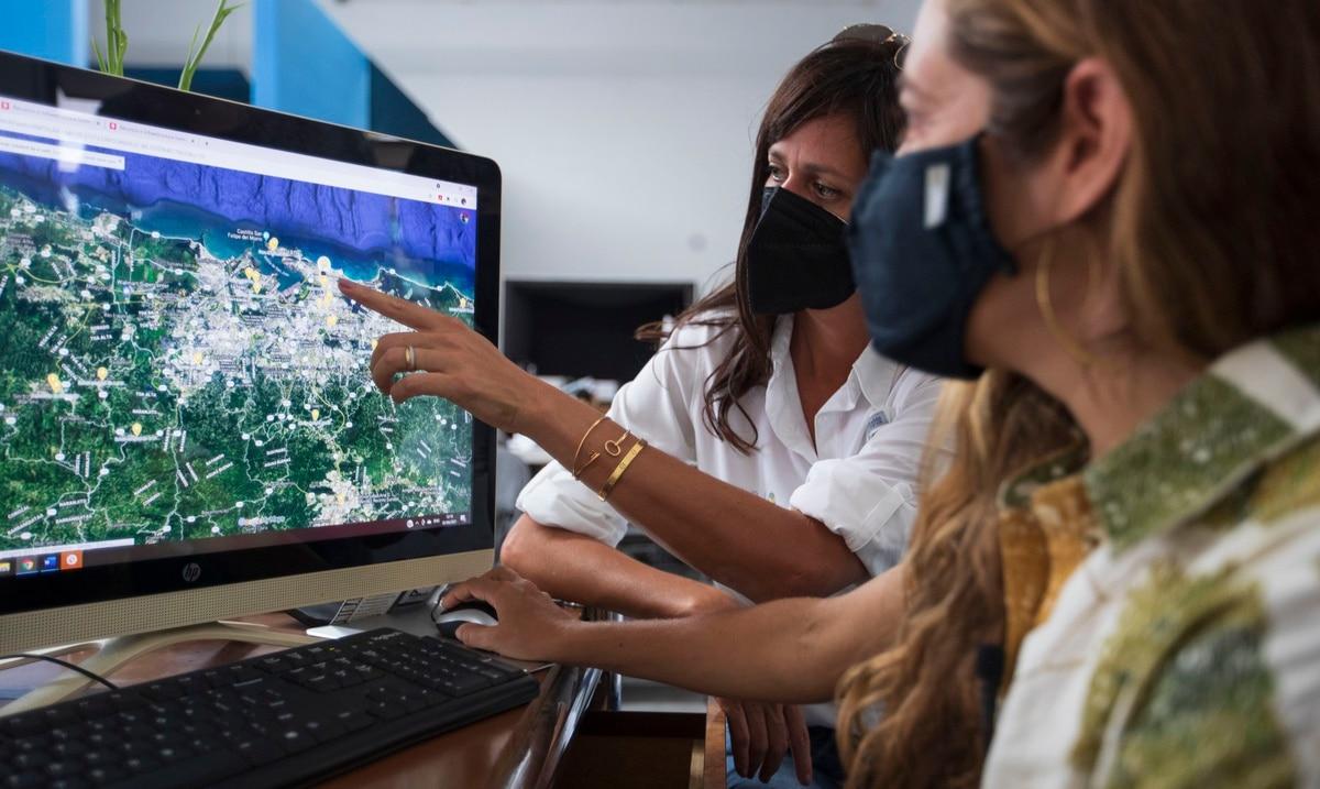 Crean mapa interactivo para dar a conocer entidades resilientes que pueden asistirte en una emergencia