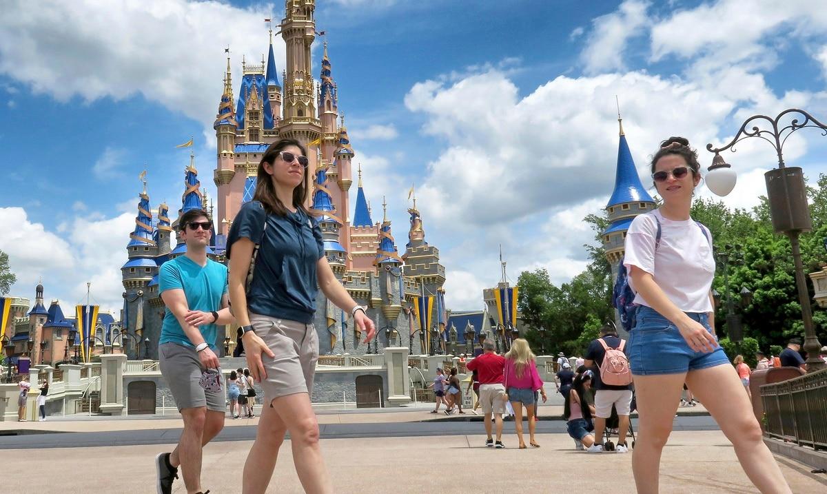 Sera opcional el uso de la mascarilla en Disney World en Florida