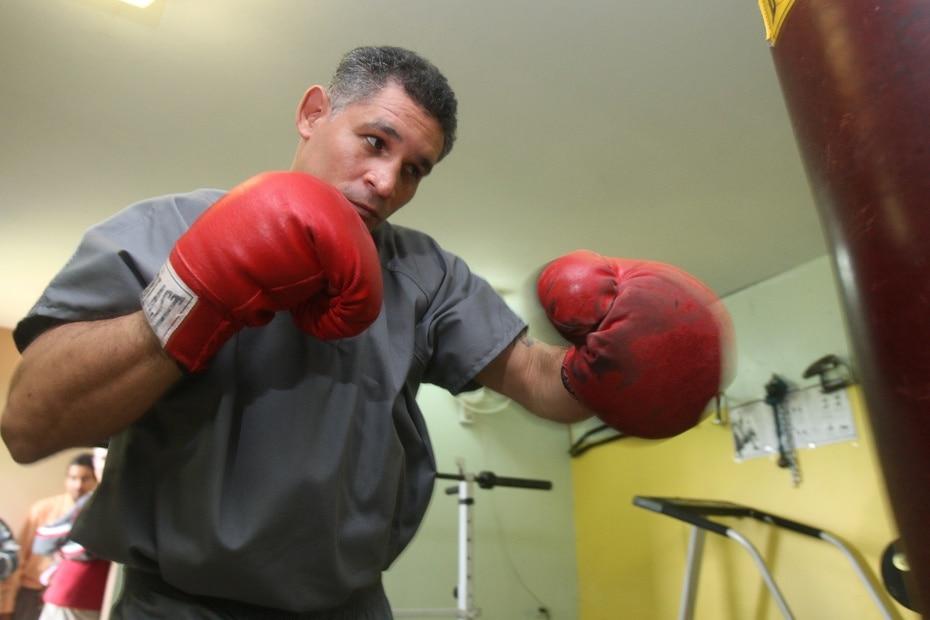 Anibal Acevedo gano bronce en Barcelona 1992 en 67 kilogramos.