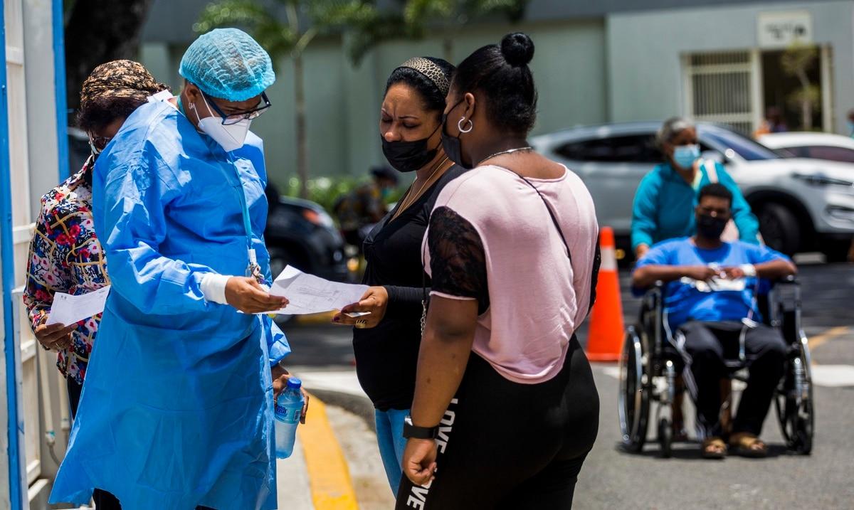Atenta la clase medica a peligroso repunte de coronavirus en la Republica Dominicana