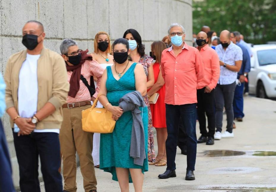 La venta de boletos fue sumamente buena, lo que demostro que la ciudadania estaba ansiosa por presenciar, nuevamente, espectaculos en vivo tras mas de un año de medidas restrictivas para mitigar contagios con el coronavirus SARS-CoV-2.
