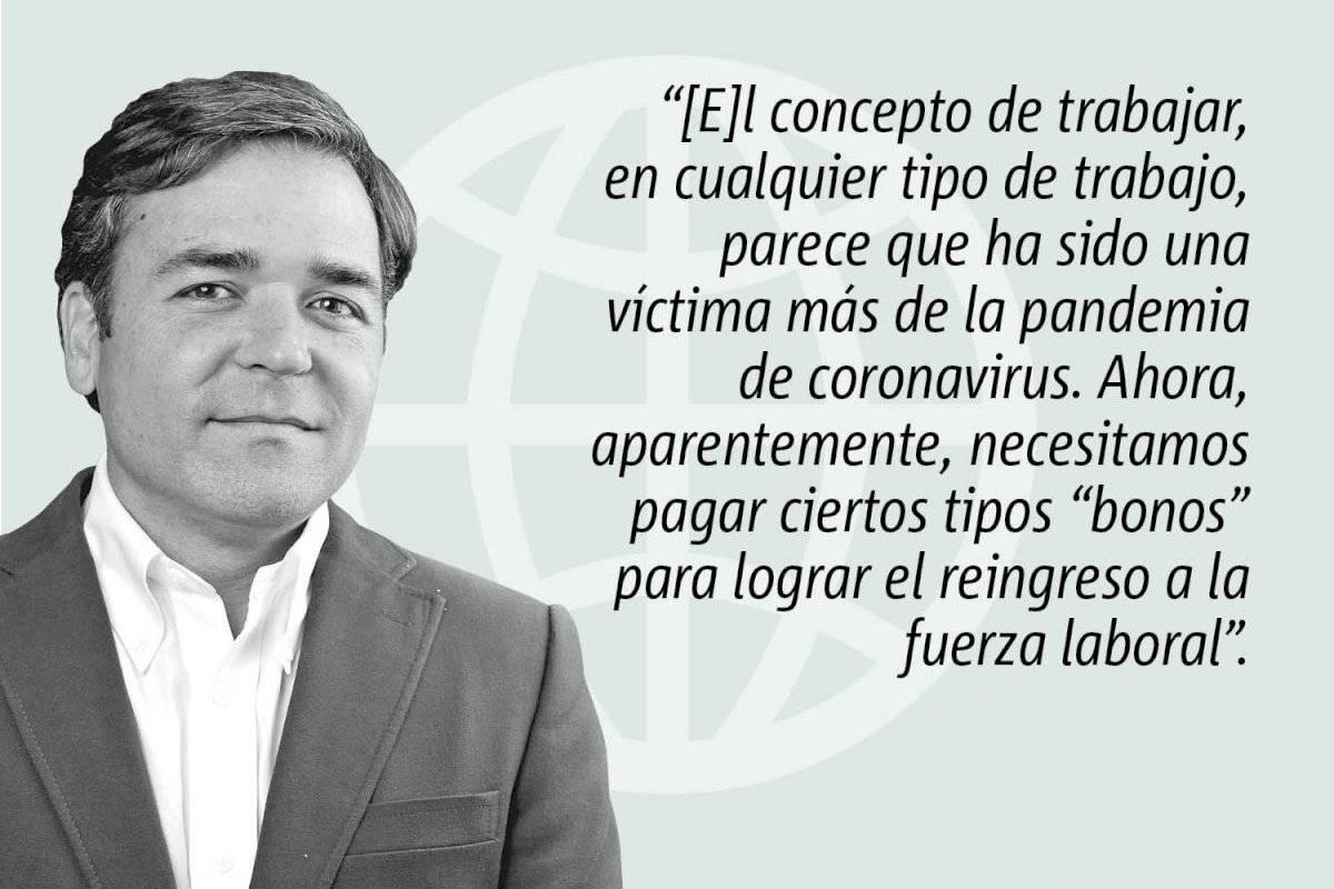 Opinion de Alejandro Figueroa: El pagar por el regreso al trabajo