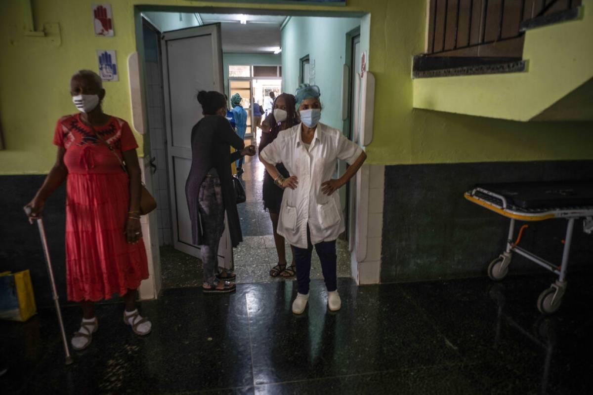 Una vacuna cubana tiene 92% de eficacia, dicen cientificos