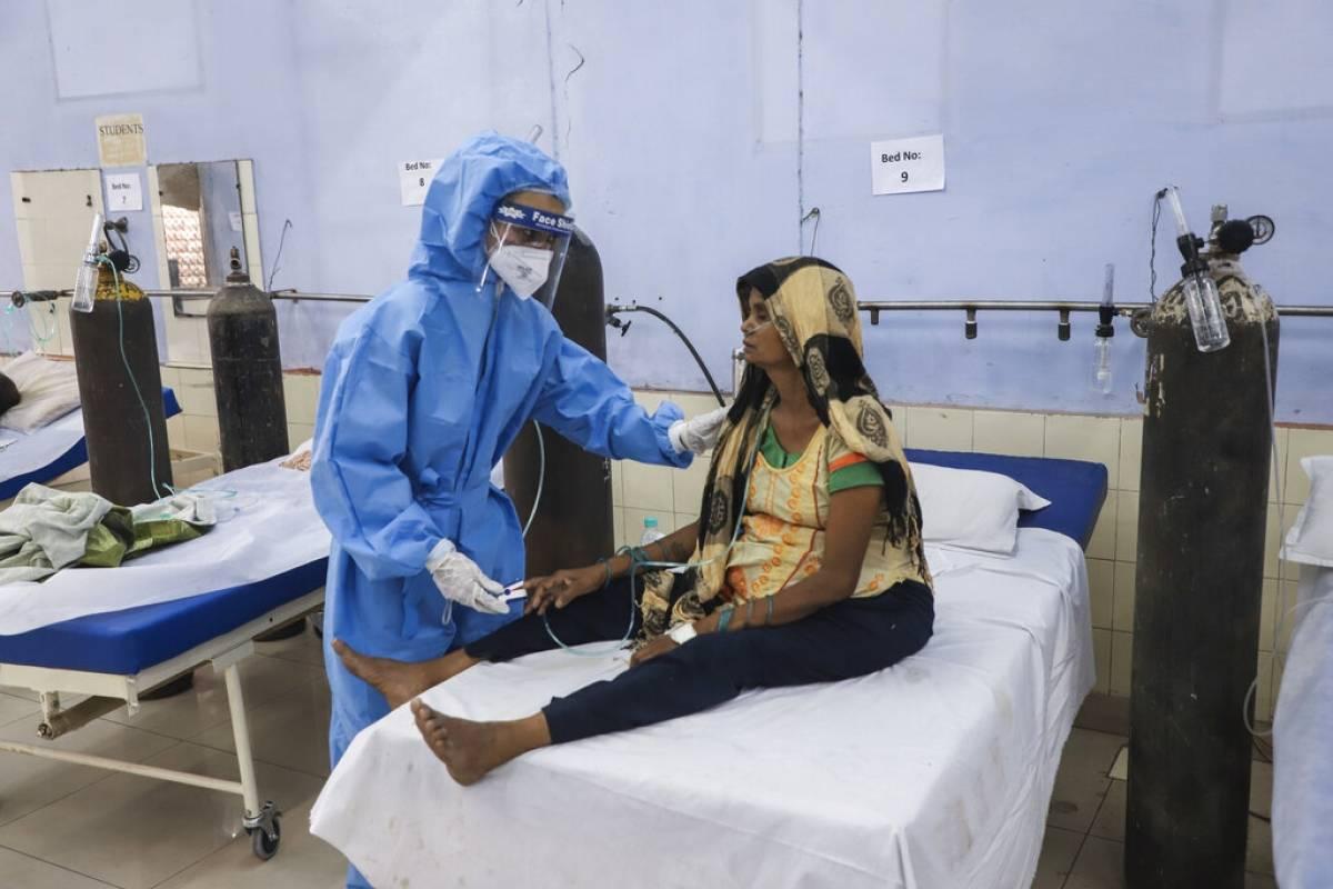 Recuperaciones superan a las infecciones por coronavirus en India