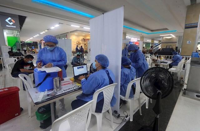 Colombia arranca junio con cifra mas alta de contagios registrada: 25.966