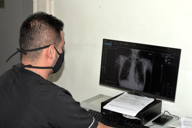 Hospital Felipe Suarez de Salamina estrena rayos X