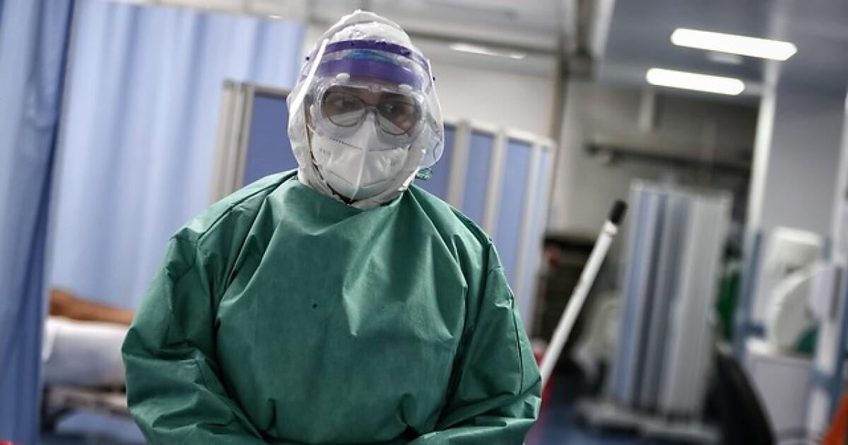 Colombia reporto 539 nuevos fallecidos por COVID: 9 de ellos eran menores de 30 años