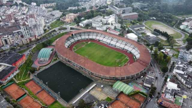 Habilitan el estadio Palogrande como centro de vacunacion contra la covid-19 en Manizales