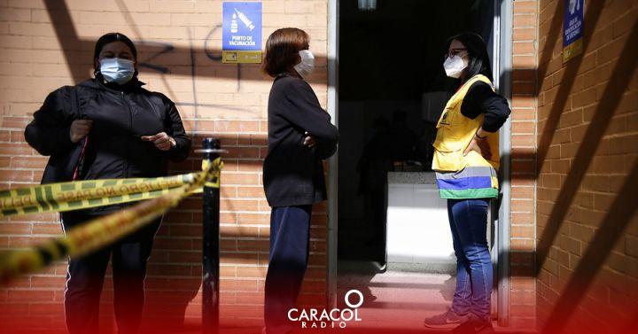 COVID-19 en Colombia: se reportaron 28.315 casos nuevos y 593 fallecidos