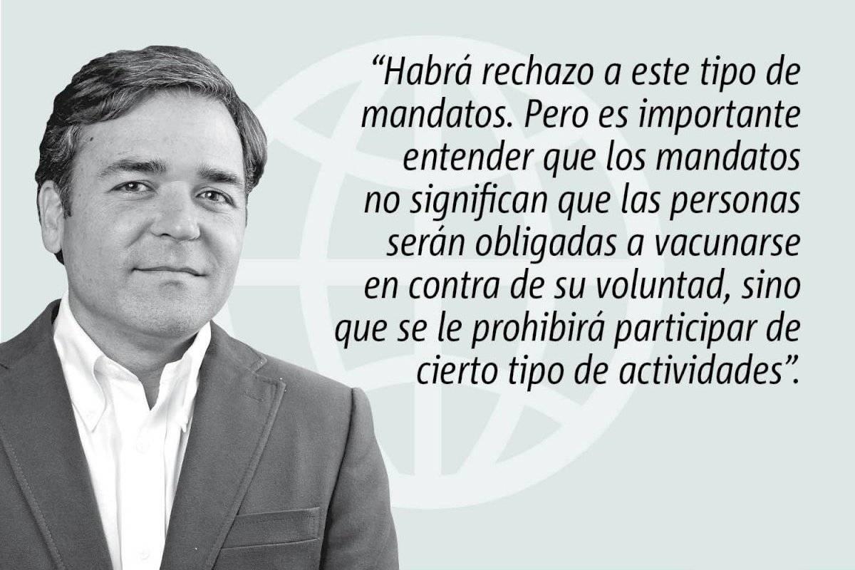 Opinion de Alejandro Figueroa: Inmunidad colectiva