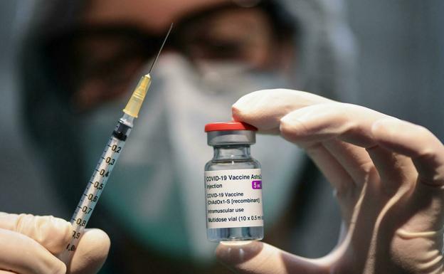 España no va a recibir ni distribuir mas dosis de AstraZeneca
