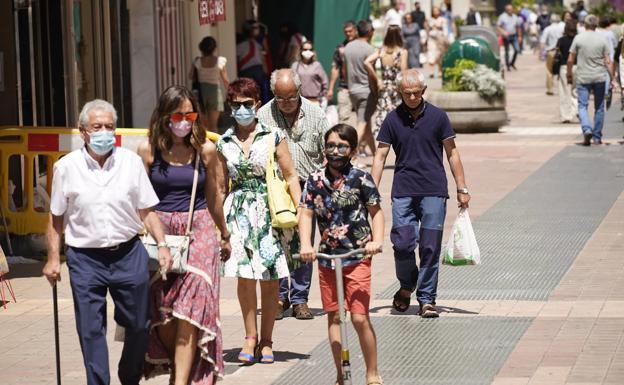 España supera los 700 de incidencia tras 61.625 contagios el fin de semana