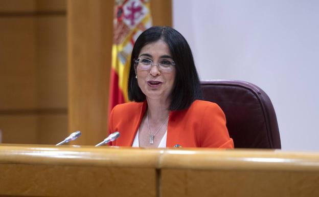 El ministerio vuelve a retrasar el comite que auditara la pandemia