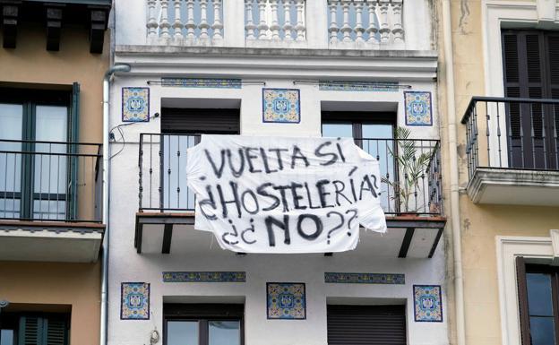 La justicia navarra autoriza el toque de queda para fines de semana y festivos