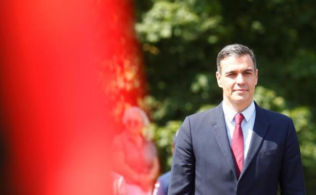 El presidente del Gobierno Pedro Sanchez. /EFE