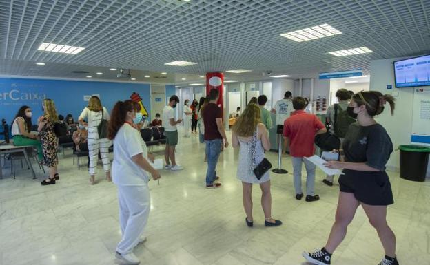 España supera los 20 millones de inmunizados con pauta completa