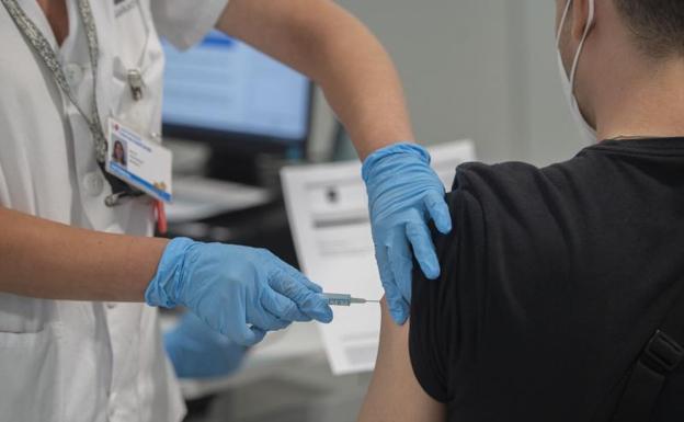 Mas de la mitad de España ya esta vacunada con la pauta completa