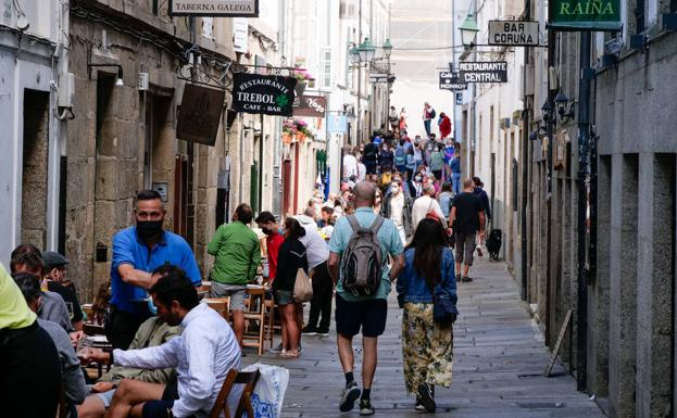 La justicia gallega tumba el certificado covid para entrar en restaurantes y bares