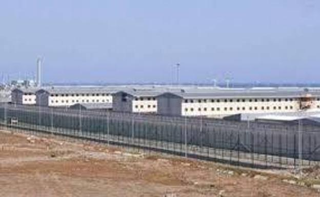 Vista de la prision Las Palmas II./