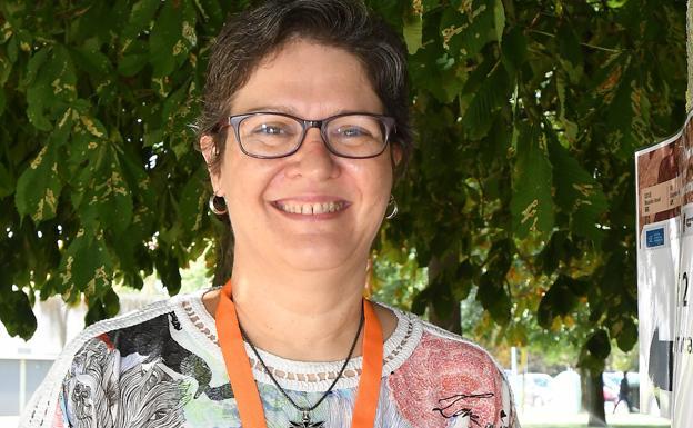La presidenta de la SEE, Elena Martinez. /EFE