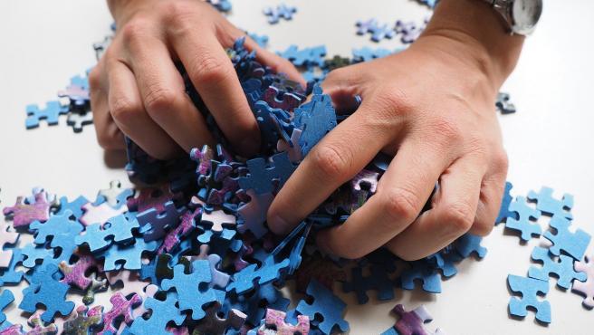 Los puzles fomentan la paciencia y la tolerancia a la frustracion.