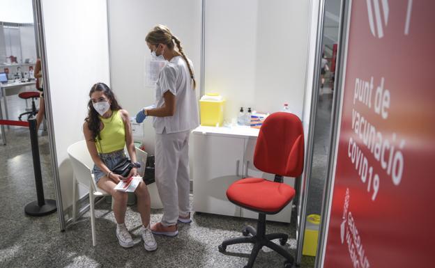 Delta quintuplica el riesgo de hospitalización entre los menores
