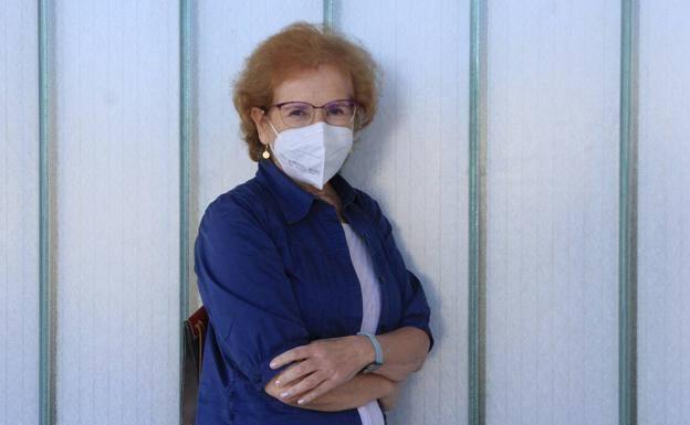 La virologa e inmunologa Margarita del Val./A. tanarro