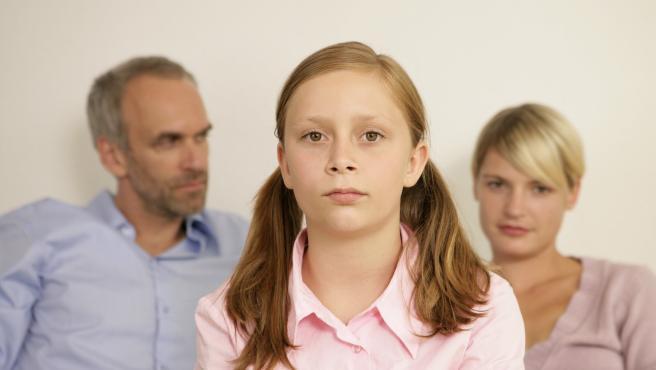 Algunos niños se muestran retraidos a la hora de contar su dia a dia en el colegio.
